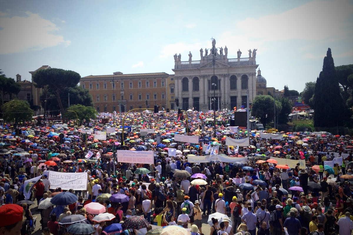 Gli italiani scomodàti da Renzi e Salvini