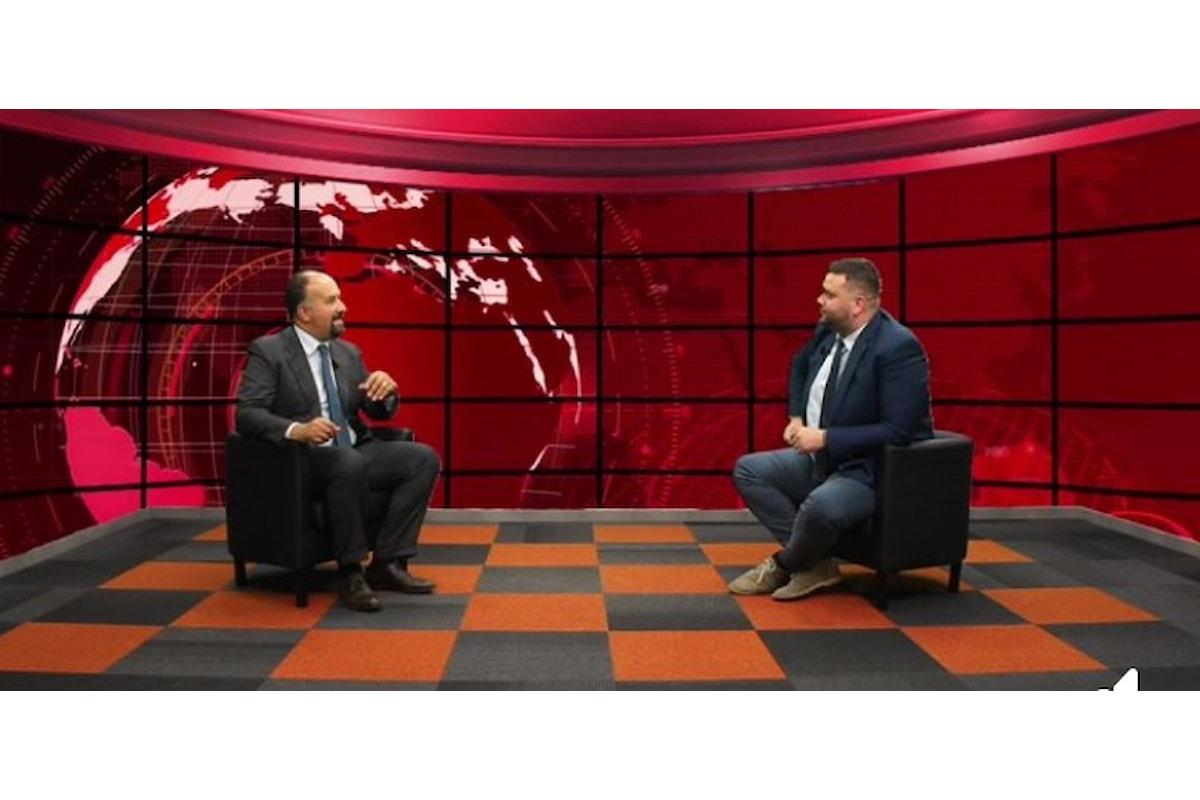 Rocchi Emanuele (Lega) Subiaco: intervista piacevole e costruttiva, diretta dal politologo Diego Righini con il quale si è trattato temi nazionali regionali e locali