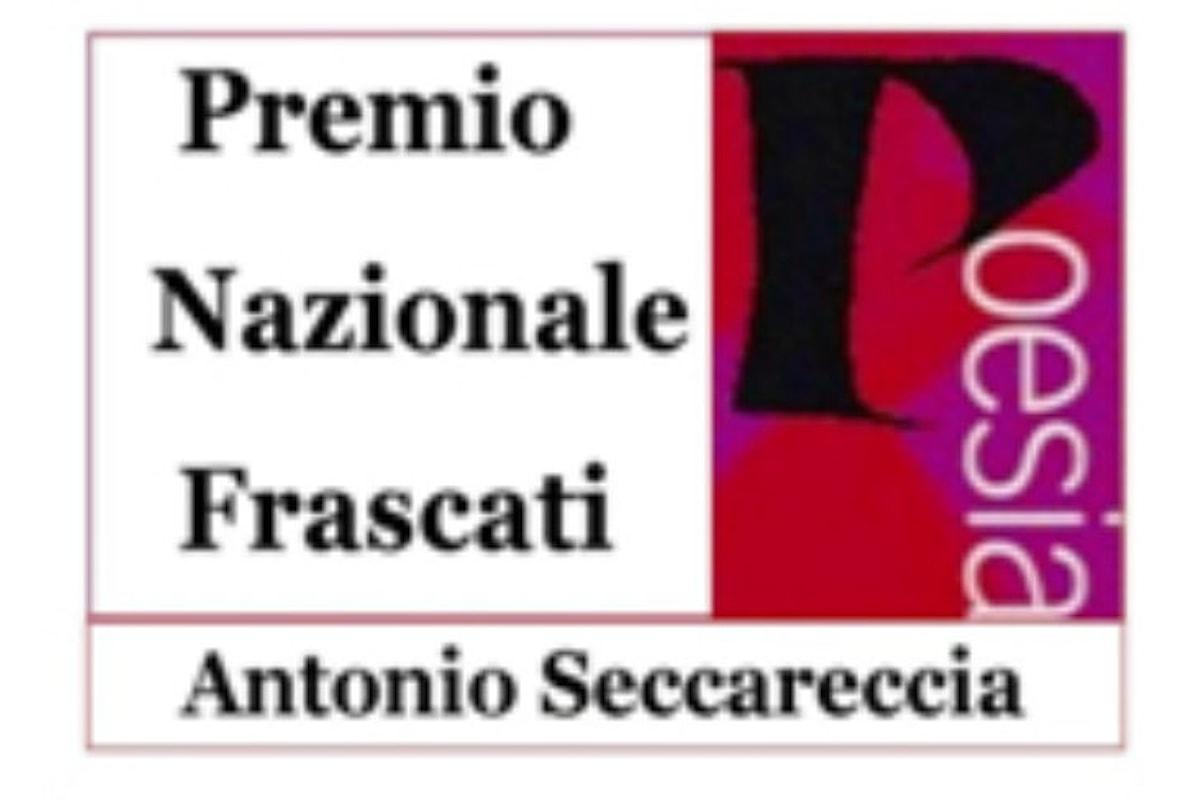 59 ma Edizione Premio Nazionale Frascati Poesia Antonio Seccareccia