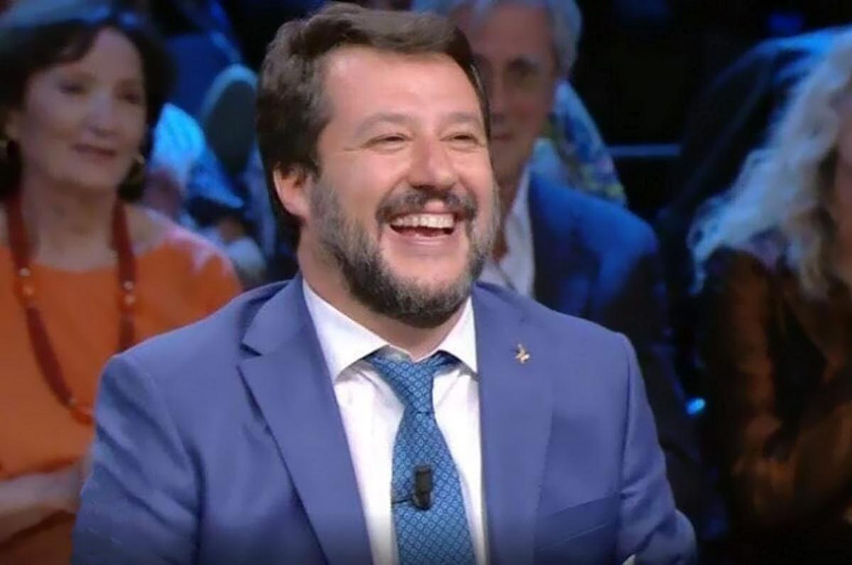 Salvini... che barba, che noia!