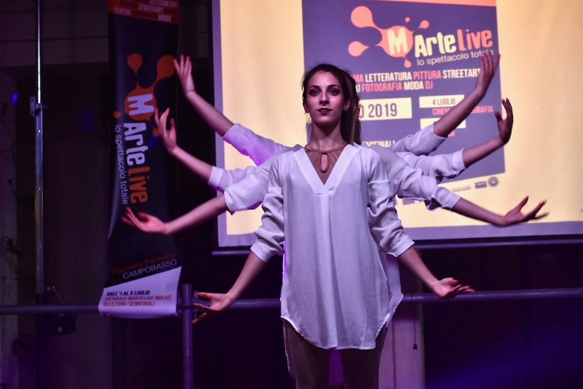MArteLive torna in Molise con la finale regionale: 7 discipline e decine di artisti in concorso