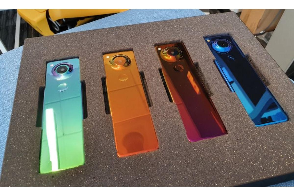 Andy Rubin annuncia Project GEM: il prossimo Essential Phone sarà meno essenziale e molto particolare