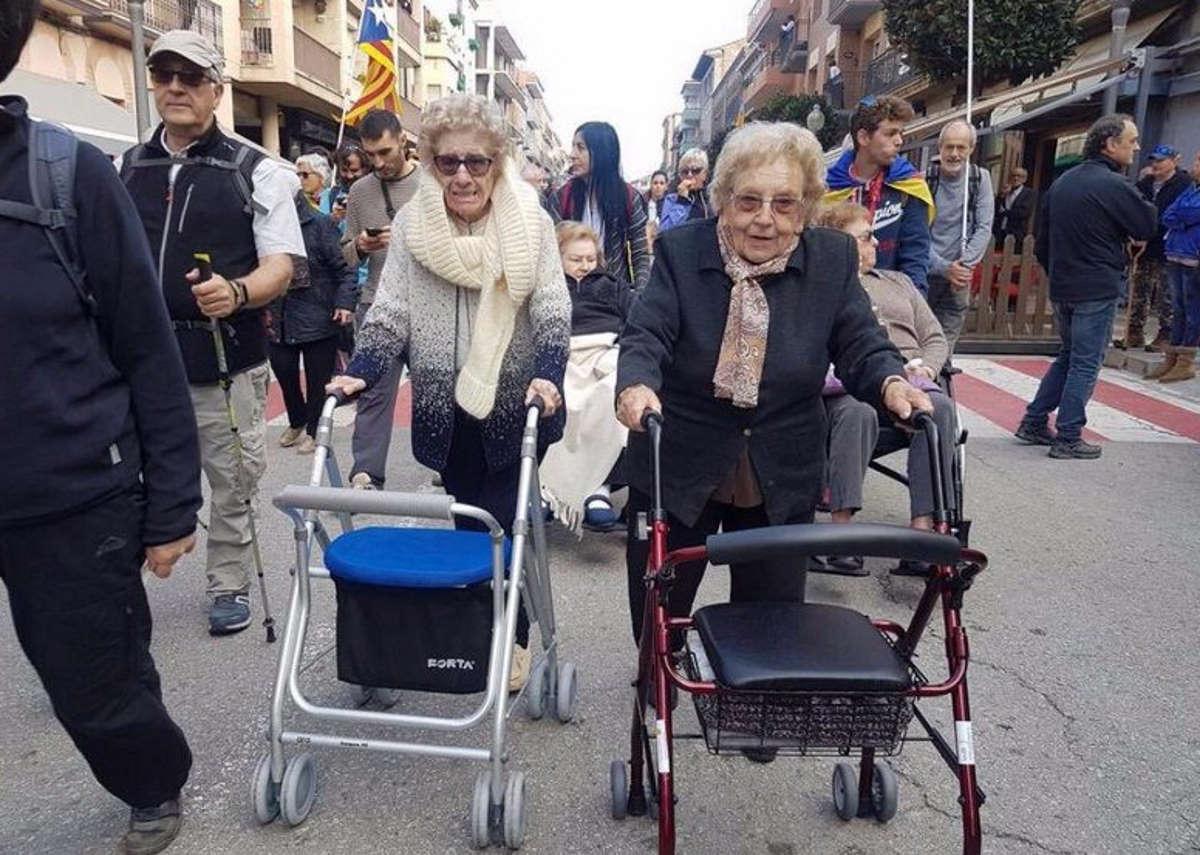 Venerdì la Marcia per la Libertà nelle strade di Barcellona