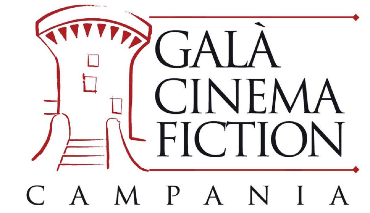 Claudia Gerini e Massimiliano Gallo Premiati all'Evento di presentazione a Roma del Gala Cinema e Fiction in Campania XI Edizione