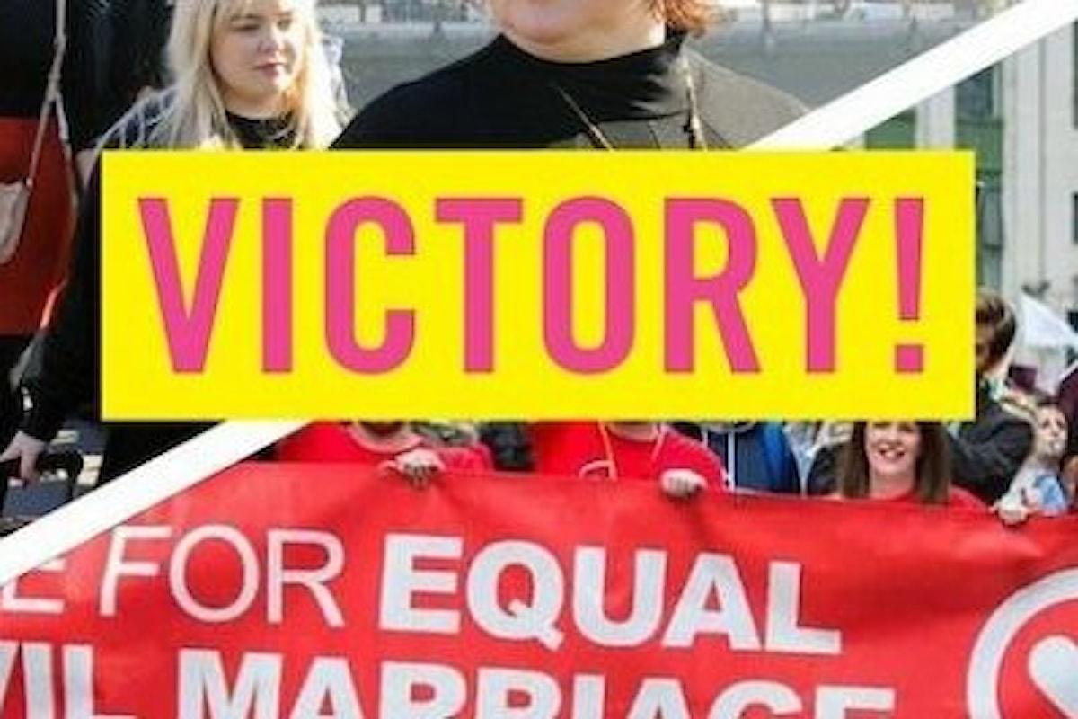 Ill Partito del DUP e cristiani ortodossi contro l'aborto e il matrimonio gay in Irlanda del Nord