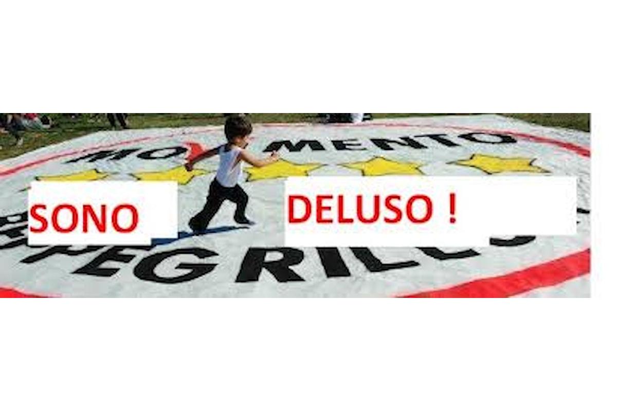 Movimento 5 stelle campano ma cosa combini? Da un lato parli di ambiente e salvaguardia del territorio e poi vuoi l'aeroporto di Salerno! Perché dovrebbero votarti i cittadini?