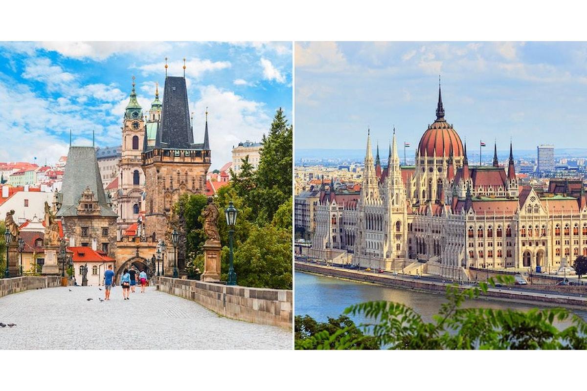 Amore & Viaggi - Piccola storia di ordinario turismo - Est europeo dopo Berlino 1989