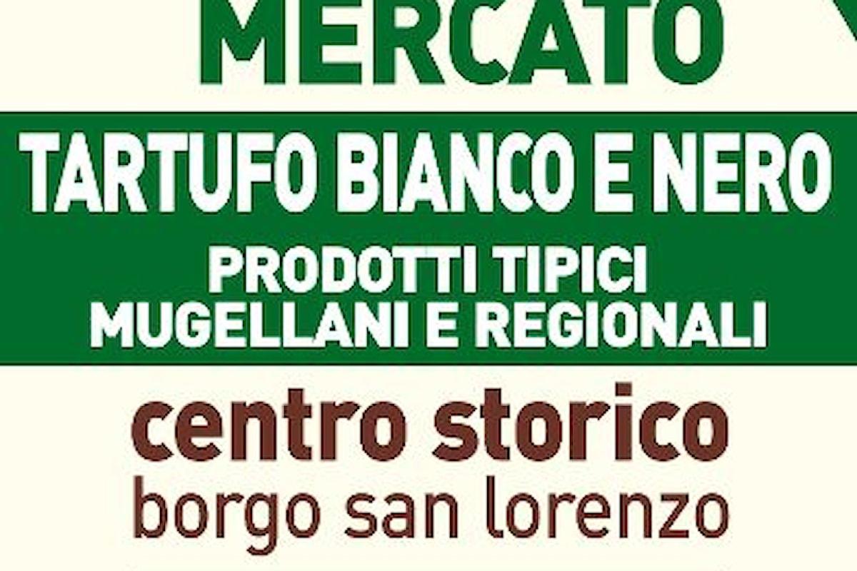 Fine settimana dedicato al tartufo a Borgo San Lorenzo