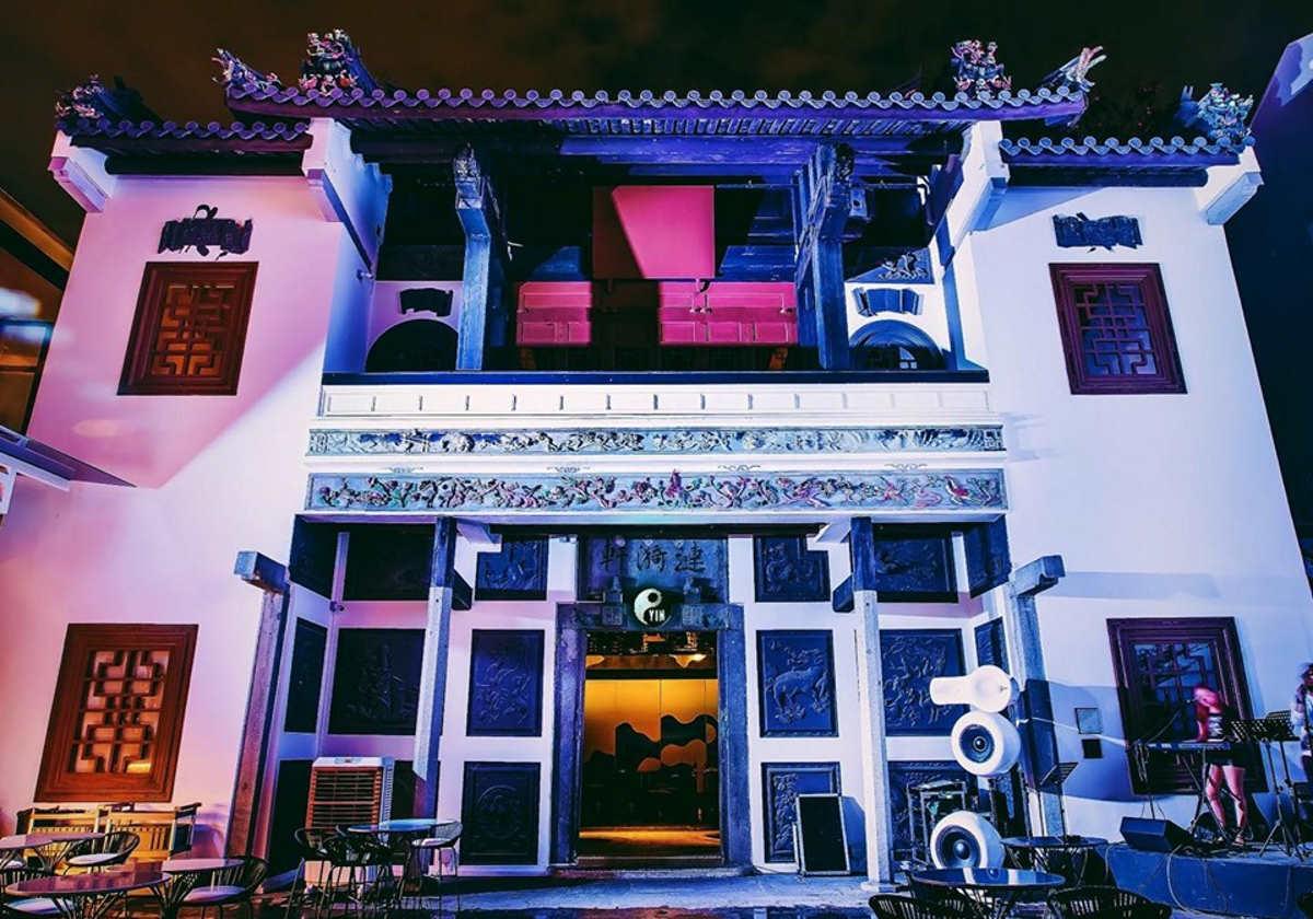 Pequod Acoustics fa ballare 1-Altitude a Singapore, il club più alto del mondo (282 metri sul livello del mare)