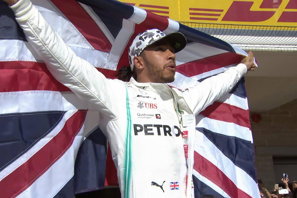 Formula 1, trionfo Mercedes negli Stati Uniti con Bottas primo ed Hamilton secondo e ancora una volta campione del mondo