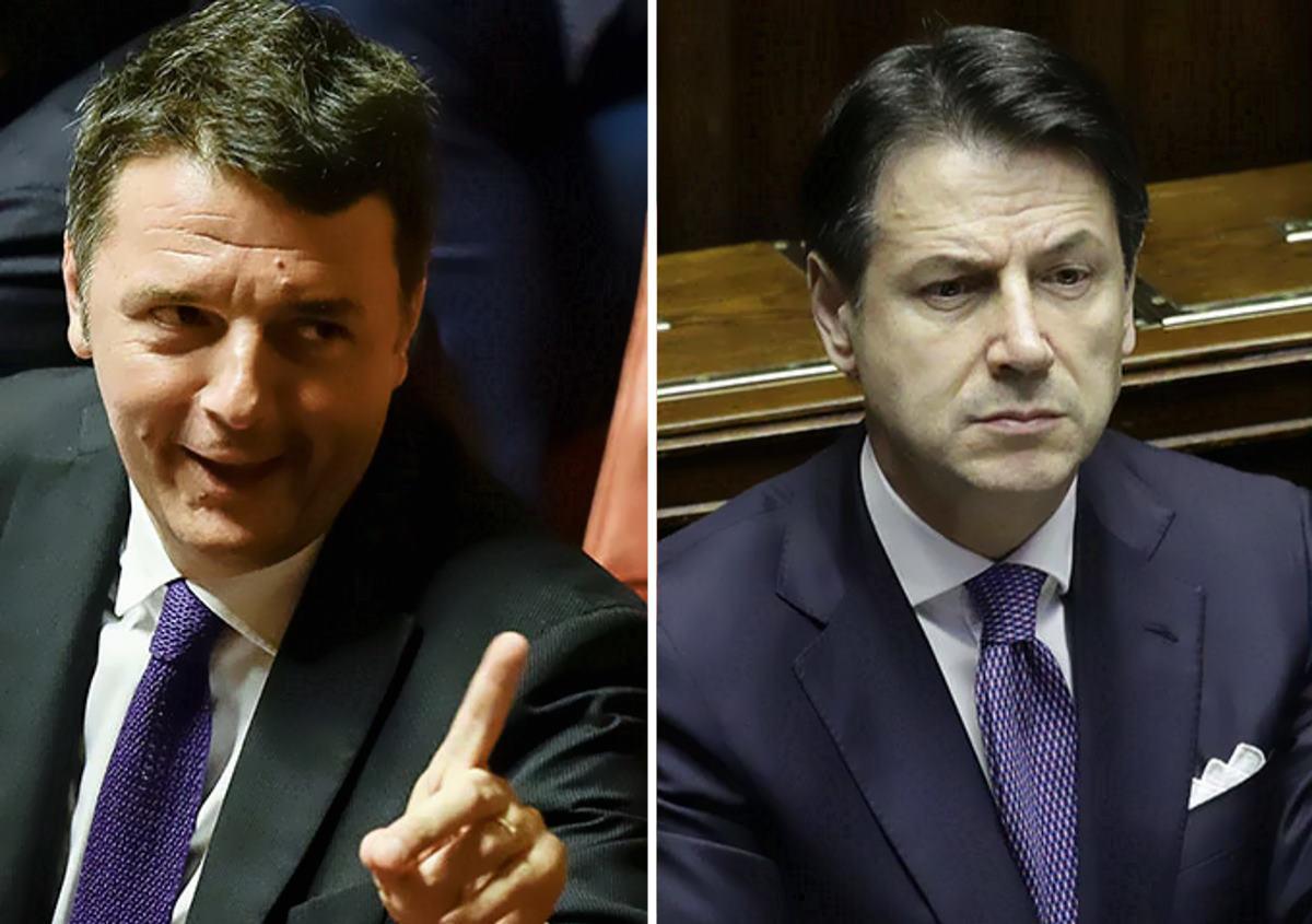 ArcelorMittal, Conte annuncia la linea dura e Renzi lo contraddice