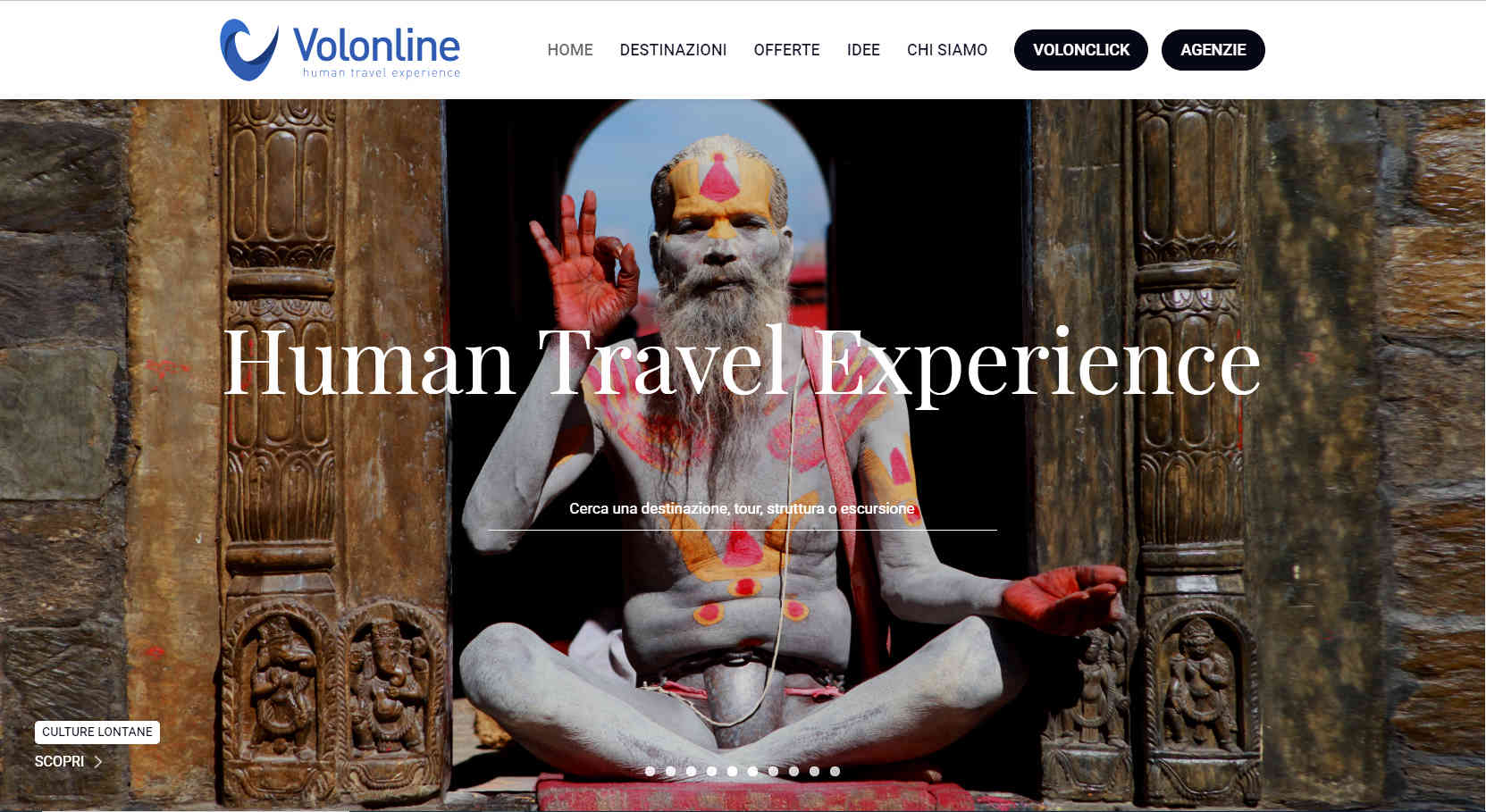 Nuova brand identity per Volonline