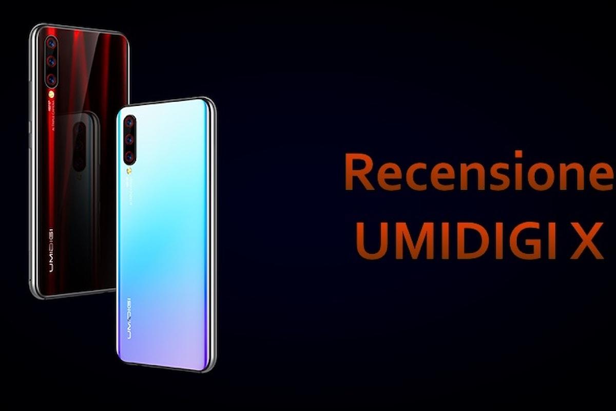 UMIDIGI X: probabilmente la migliore alternativa allo Xiaomi Mi A3
