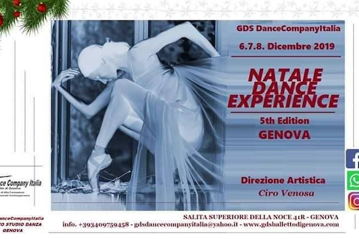 Natale Dance Experience, l'evento di Ciro Venosa