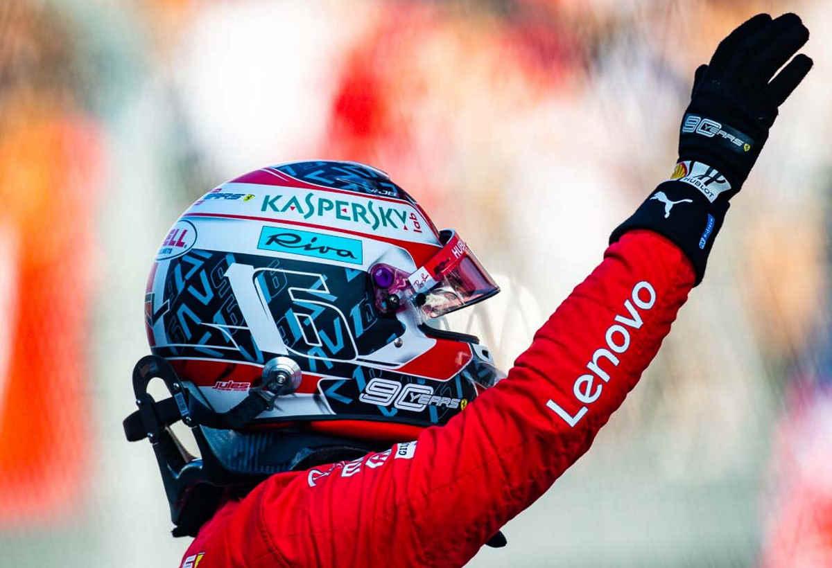 Charles Leclerc sarà un pilota Ferrari fino al 2024