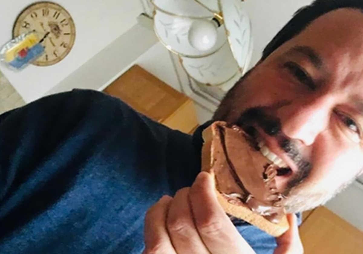 Matteo Salvini... ovvero quando troppa Nutella fa male