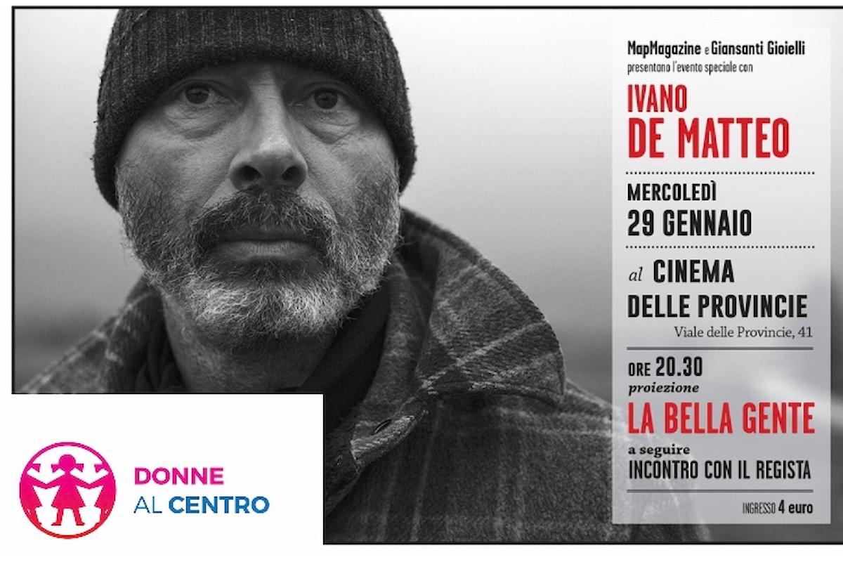 29 gennaio al Cinema delle Provincie