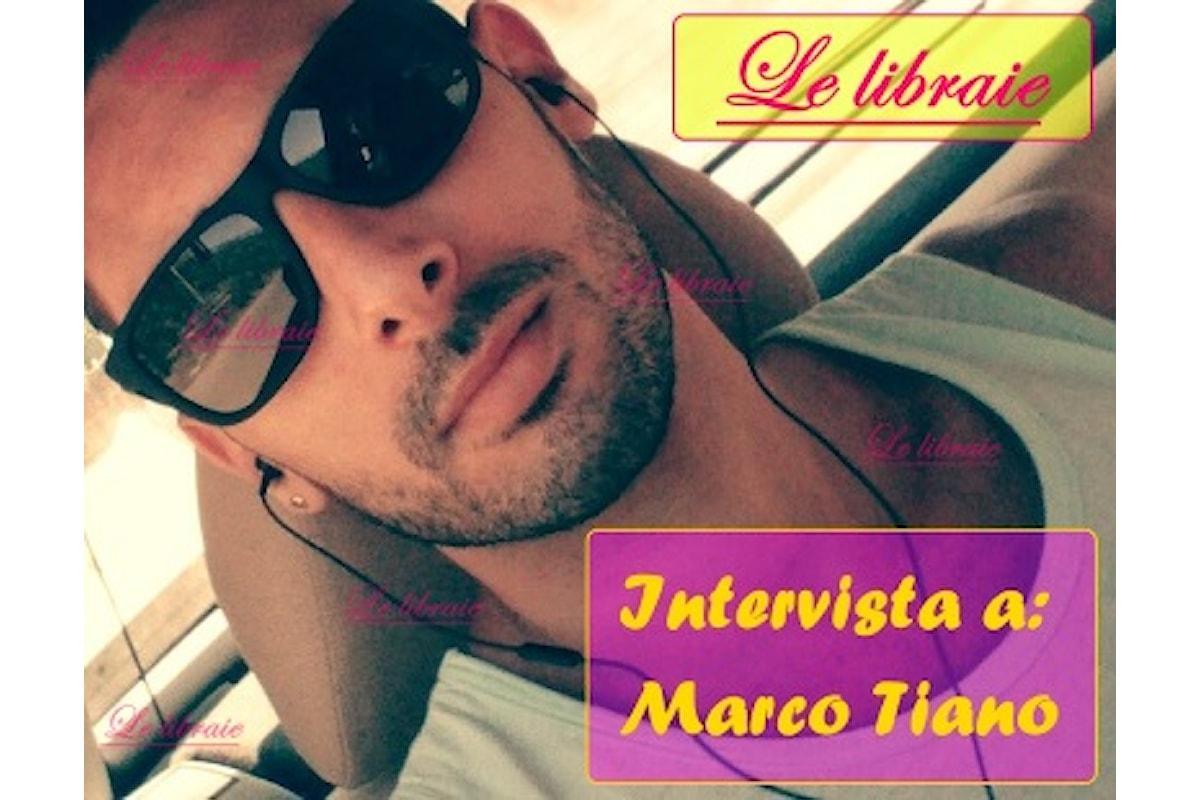 [INTERVISTA] Marco Tiano - Autore del thriller LA BAMBINAIA