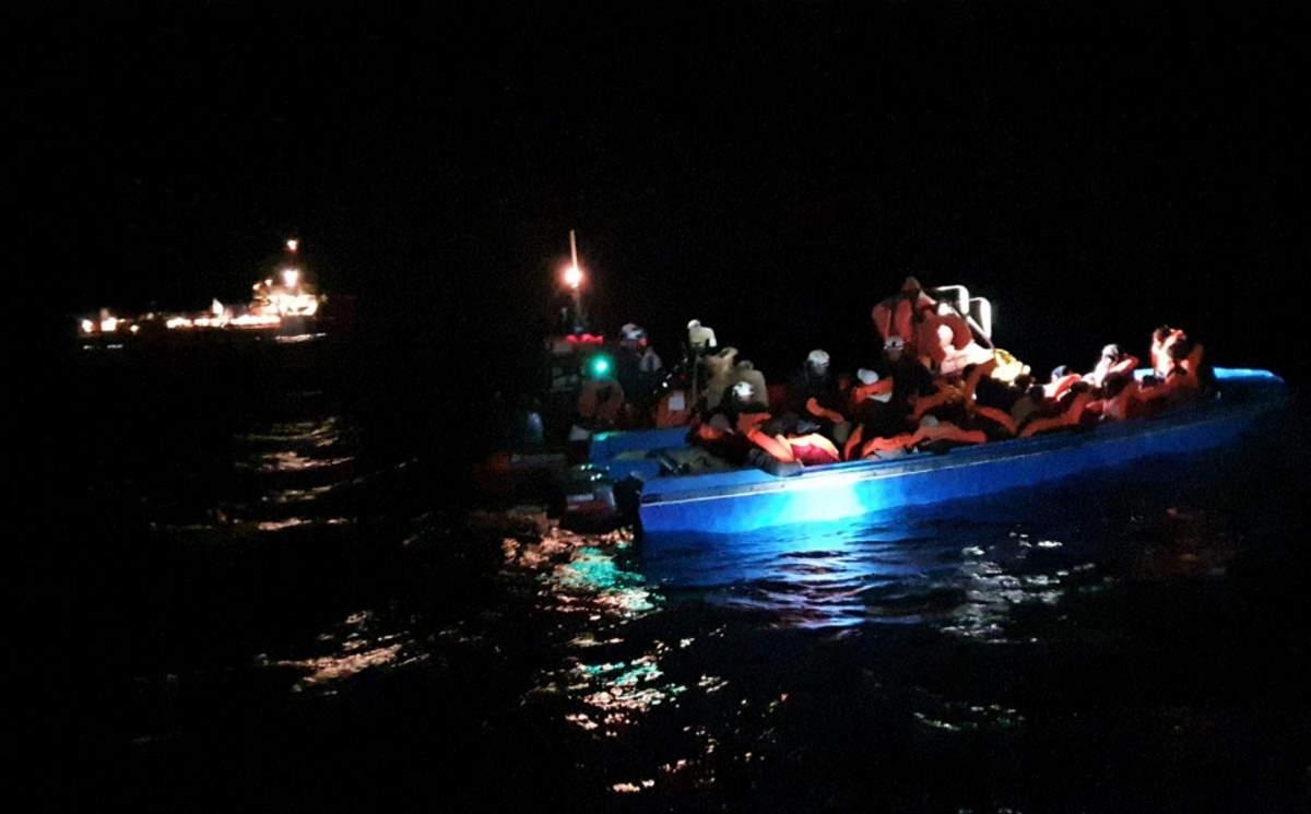 La Ocean Viking chiede un PoS per le 39 persone salvate lo scorso 17 gennaio
