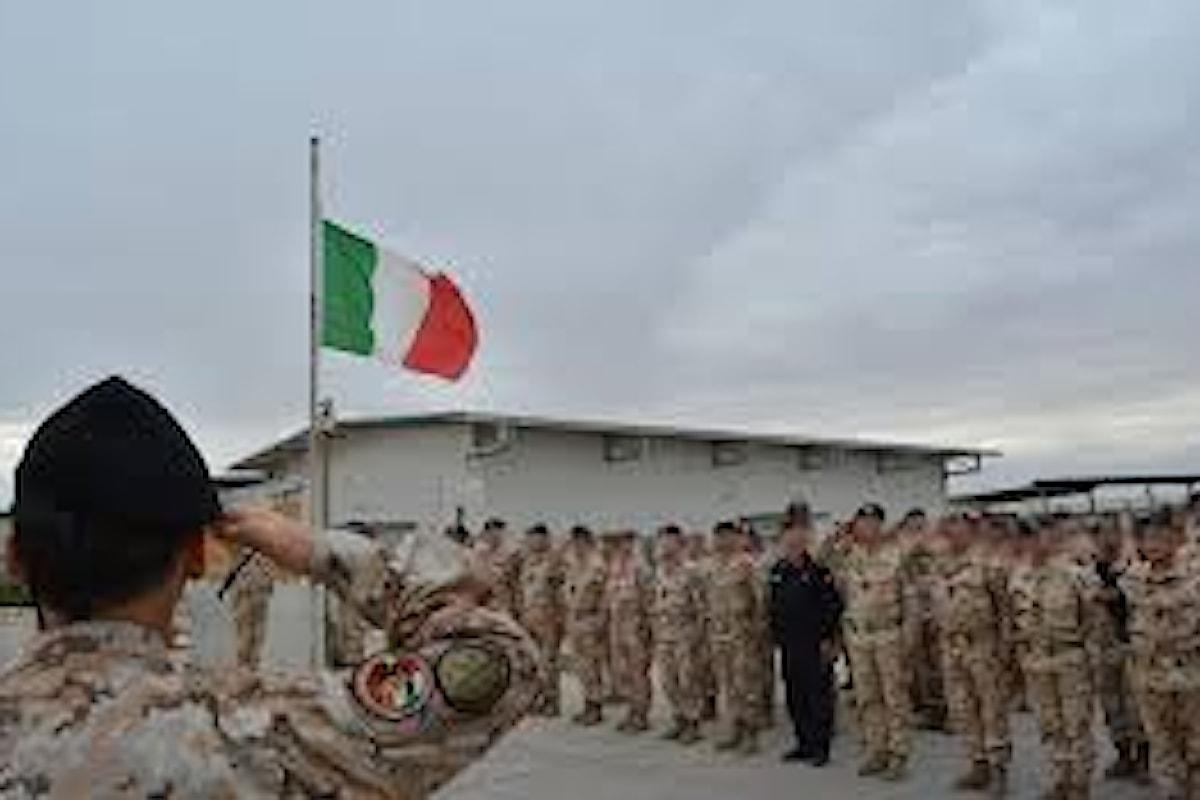 Iraq: militari italiani ridislocati, nessun ritiro