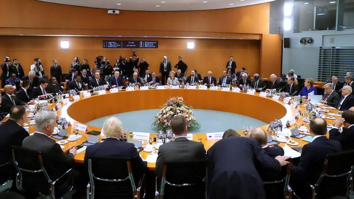 I risultati, scarsi, ottenuti nella conferenza sulla Libia di Berlino