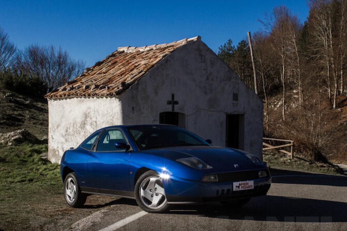 Fiat Coupé 16V turbo: la GT incompresa