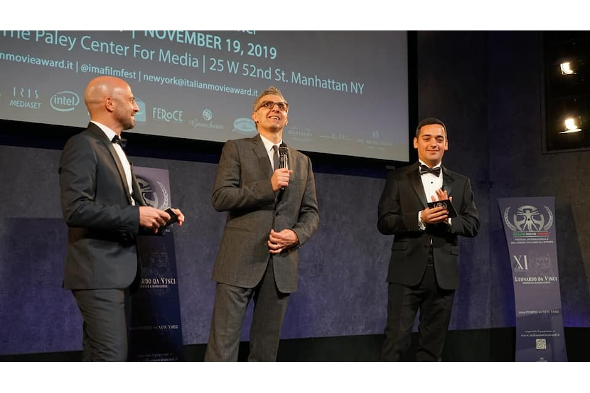 XI edizione Italian Movie Award: l'evento di New York approda sulle reti Mediaset