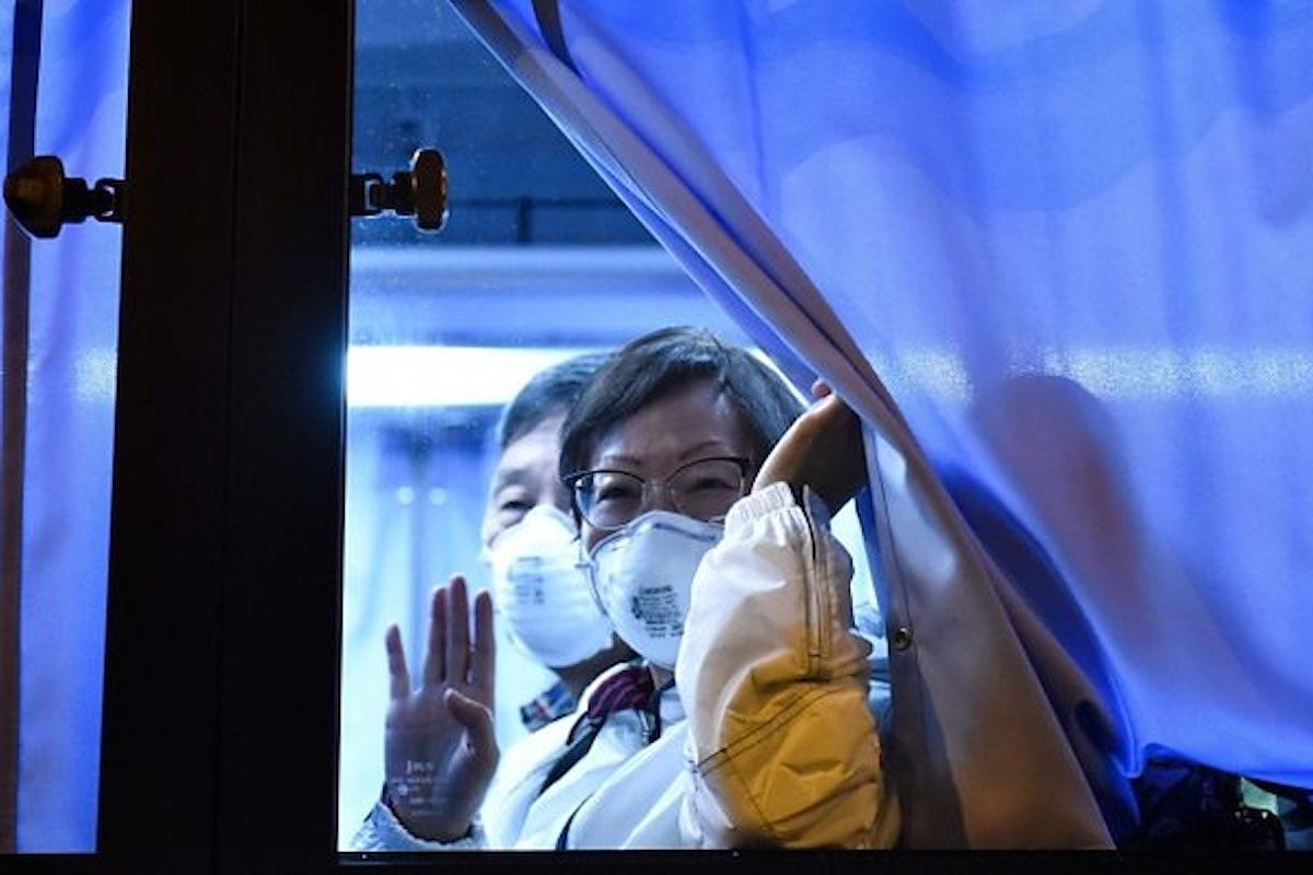 74 casi di COVID-19 in Giappone, si teme l'epidemia