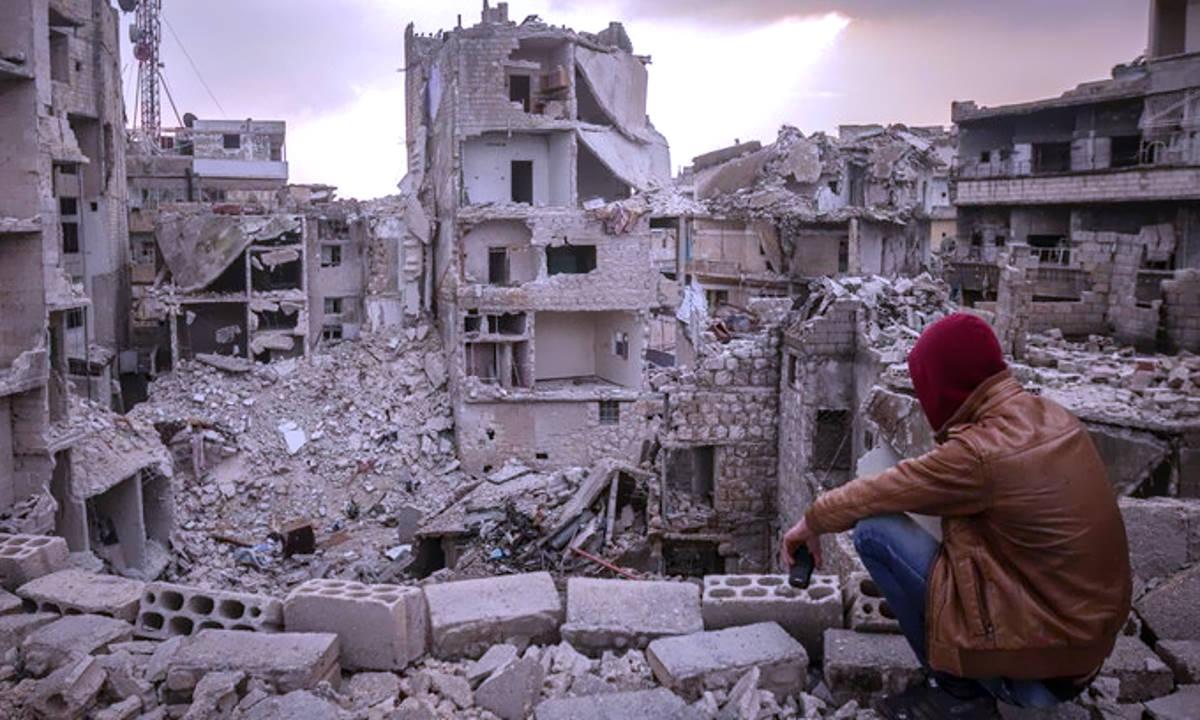 Prove di guerra tra Turchia, Siria e Russia nell'area di Idlib