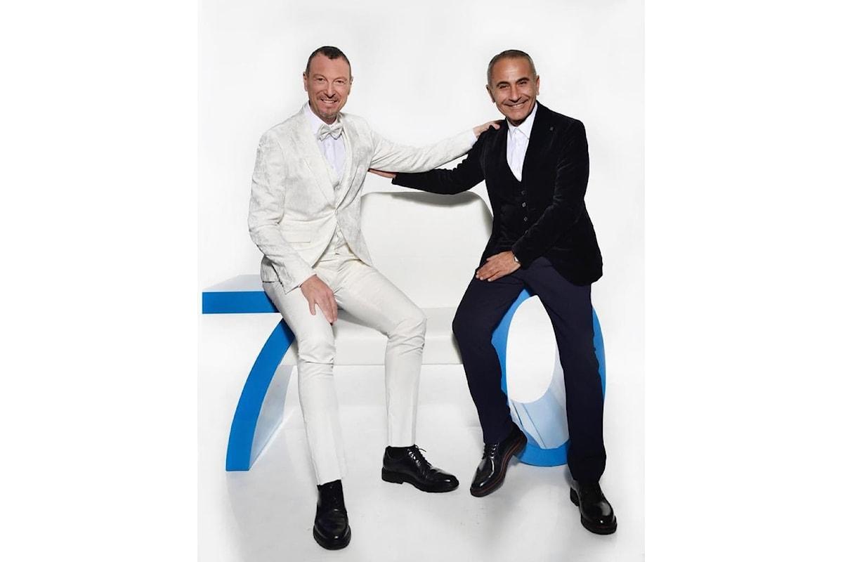 La poltrona SEVENZERO firmata Pietro Del Vaglio per la 70ª edizione del Festival di Sanremo