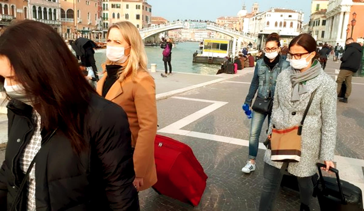 Coronavirus... e adesso in Italia scordiamoci dei turisti stranieri