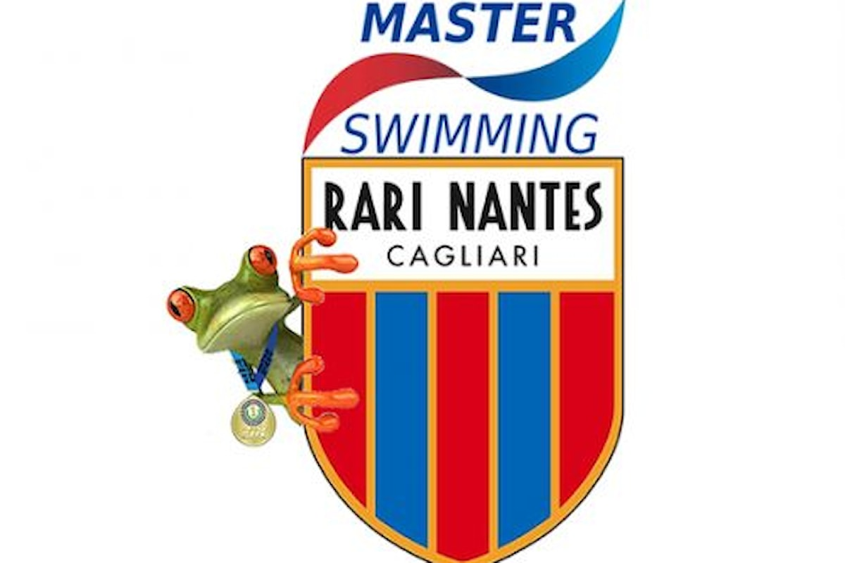 Nuoto Master. La storia della Rari Nantes Master Cagliari (1ª puntata)