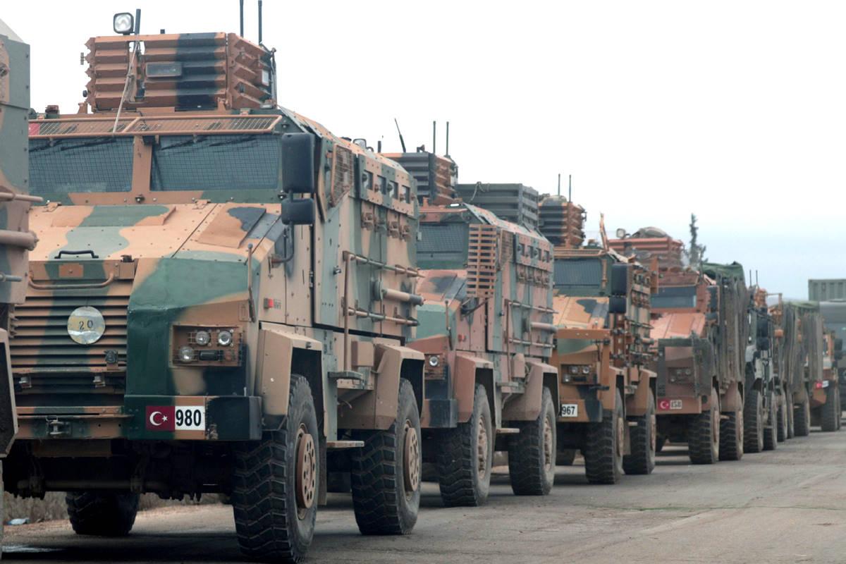 Imminente una guerra tra Turchia e Russia? E se dovesse accadere che cosa farebbe la Nato?