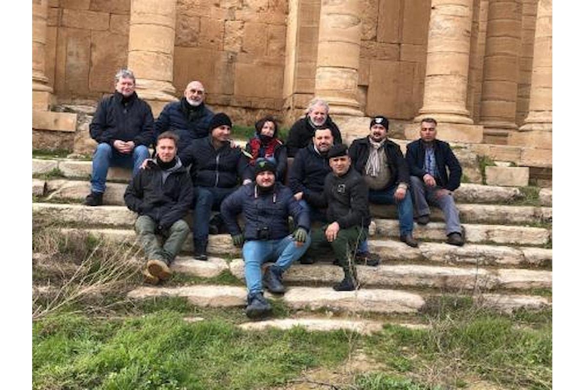L'archeologo ticinese Stefano Campana guida la spedizione ad Harta