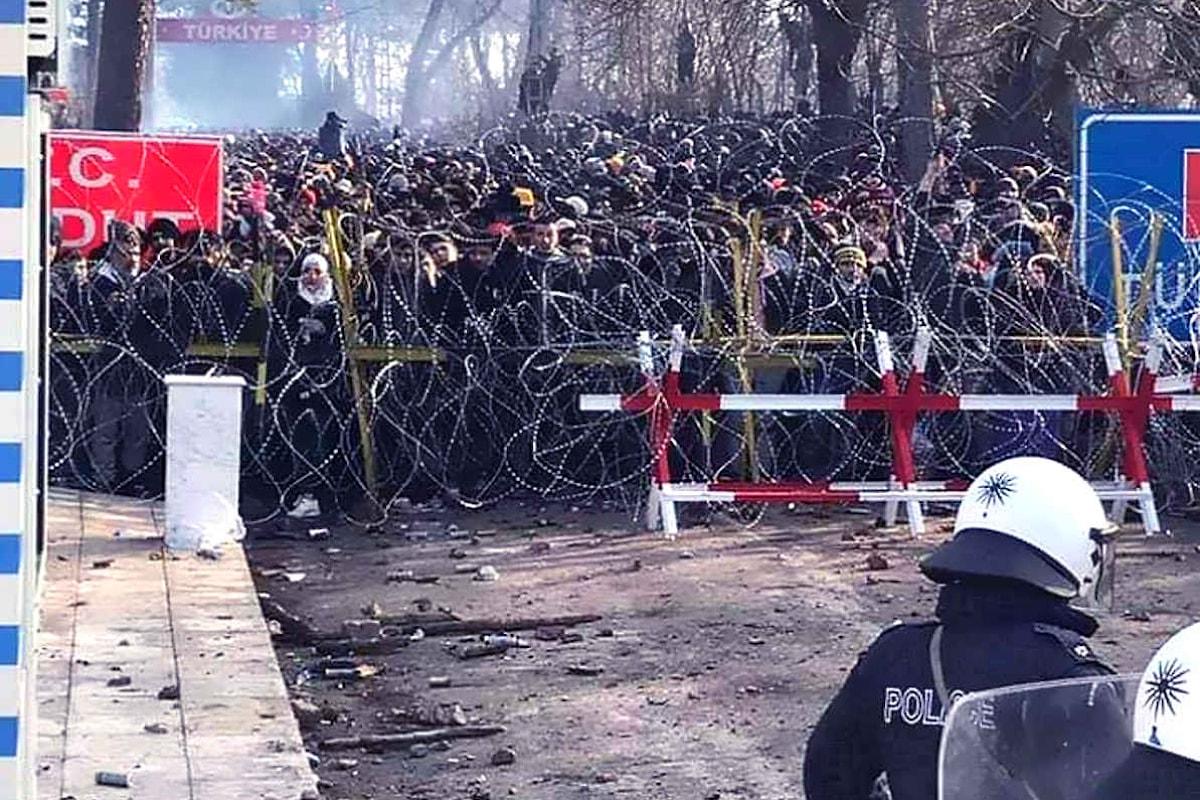 Putin riporta alla ragione Erdogan, ma intanto si apre una crisi umanitaria ai confini di Grecia e Bulgaria