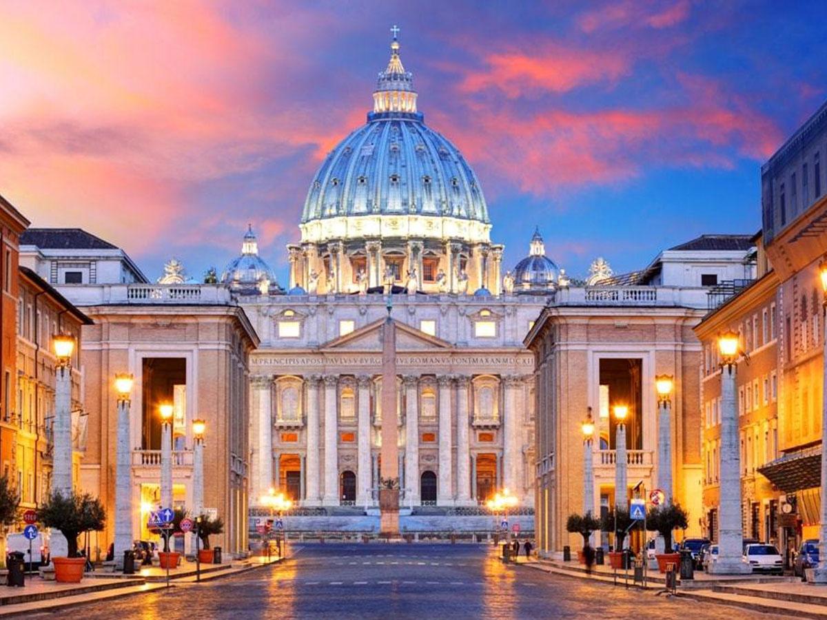 Vaticano: riscontrato il primo positivo al Covid-19
