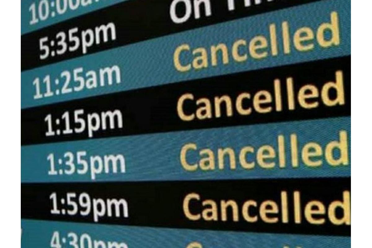 Coronavirus: il trasporto aereo in crisi profonda dopo neppure un mese dalla dichiarazione di pandemia