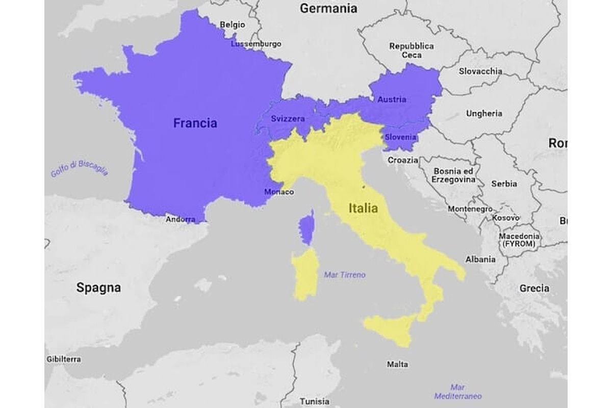 Coronavirus: limitazioni e divieto di ingresso e uscita dai confini nazionali