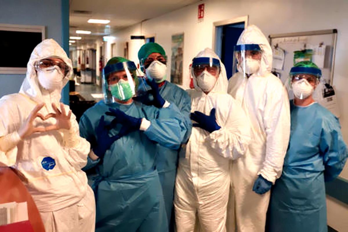 29 marzo, ancora 756 decessi con coronavirus e Renzi insiste nel voler riaprire le aziende