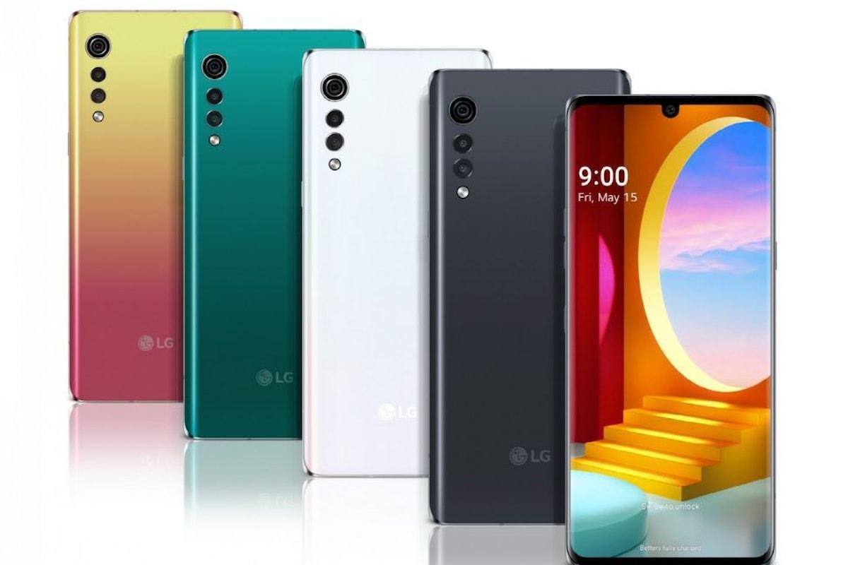 LG Velvet presentato ufficialmente: un bellissimo smartphone con una qualità audio al top