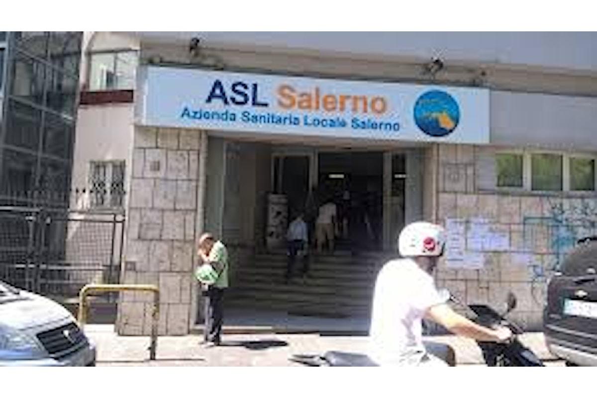 ASL Salerno, medici in prima linea, senza presidi e a cui non pagano neppure le competenze dell'assistenza domiciliare: vergogna nazionale
