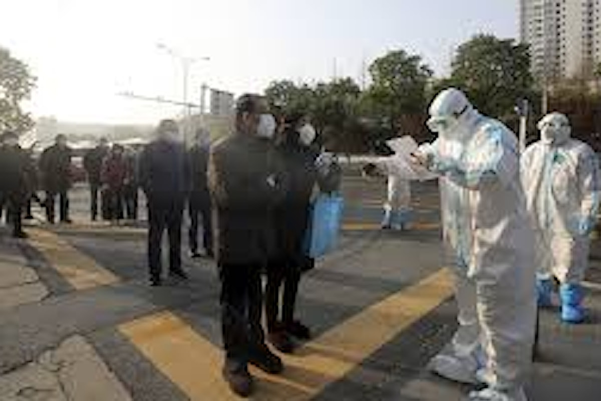 Sei nuovi casi Covid a Wuhan che decide così di effettuare il test sui suoi 11 milioni di abitanti nelle prossime due settimane