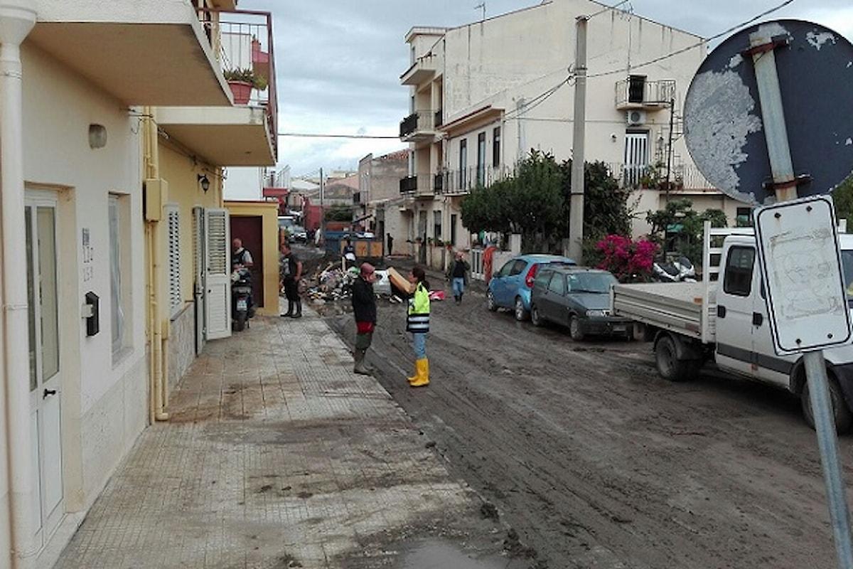 Milazzo (ME) - Avviso per la concessione di contributi per l'alluvione a Bastione