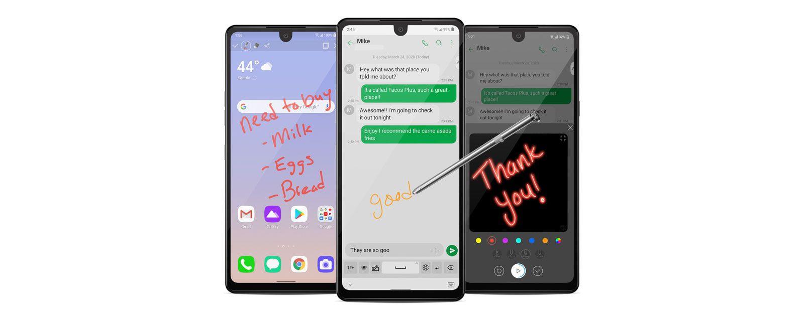 LG Stylo 6 presentato ufficialmente: anche la fascia bassa ha il suo Galaxy Note