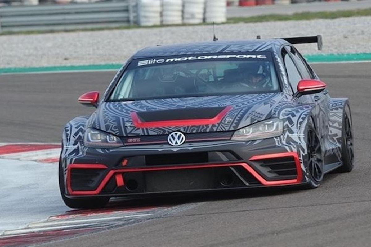 Brescia – Il giovane Giardelli con Elite Motorsport nel TCR