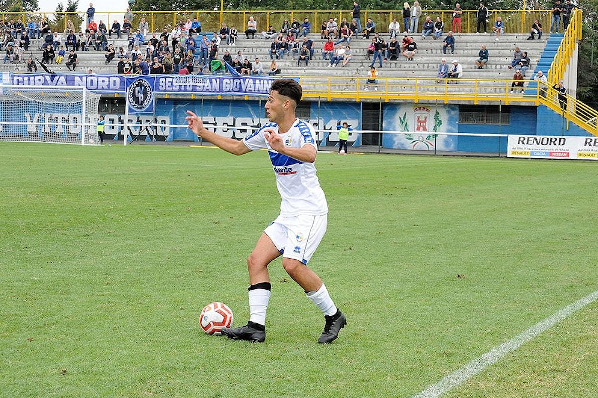 Pro Sesto, Amato tra gli obiettivi di due club di Serie A