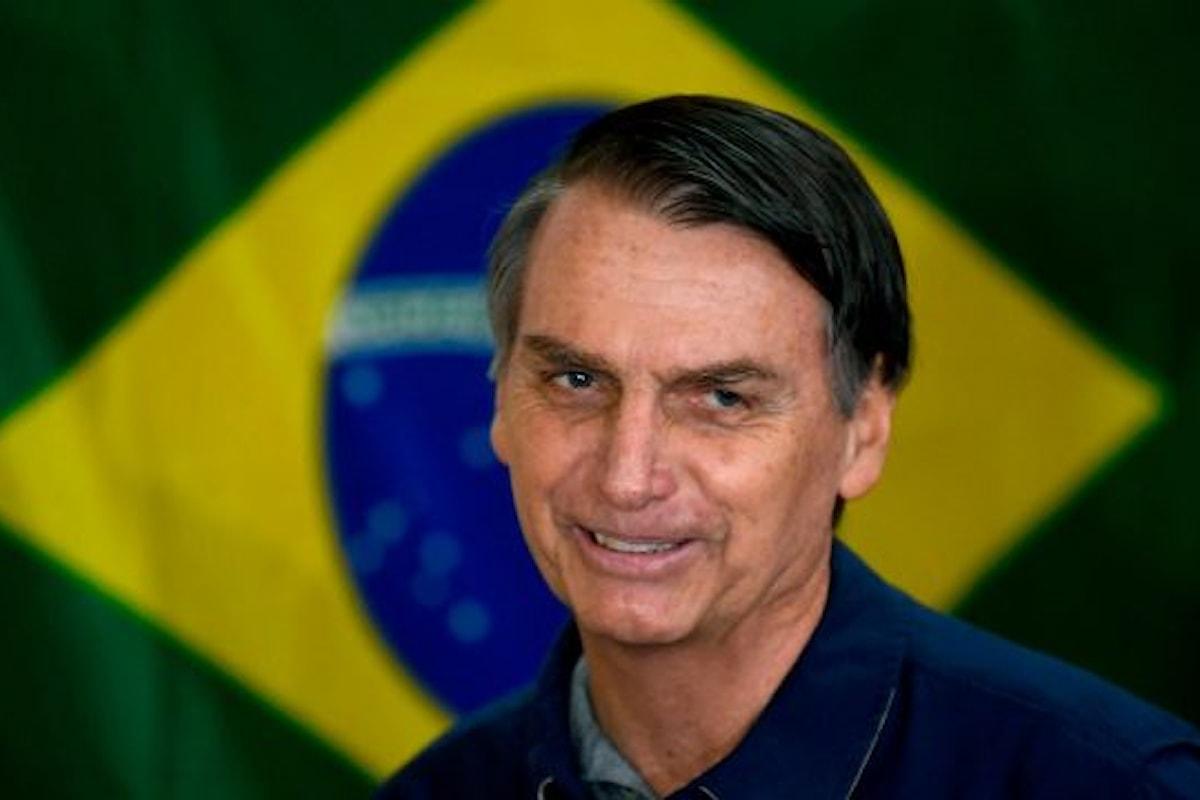 """Bolsonaro: """"L'OMS promuove l'omosessualità e la masturbazione tra i bambini"""""""