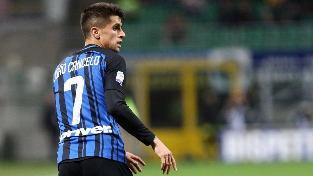 L'Inter vorrebbe riportare Cancelo a Milano