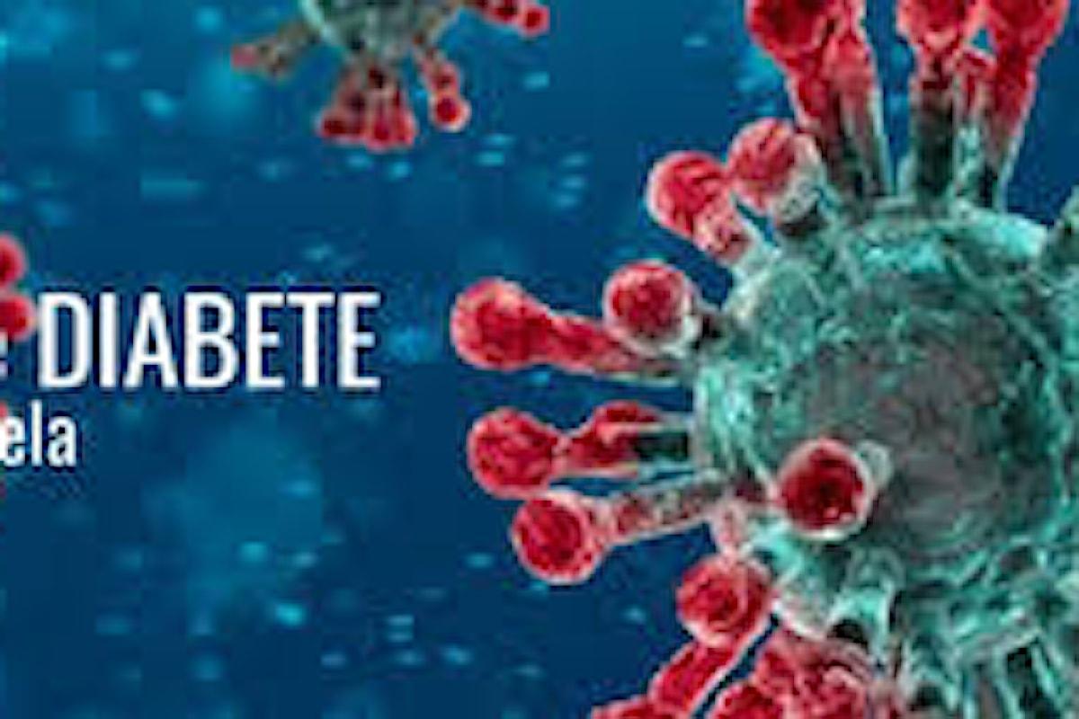 Associazione diabete mellito e coronavirus: dal 20% al 40% i casi riscontrati