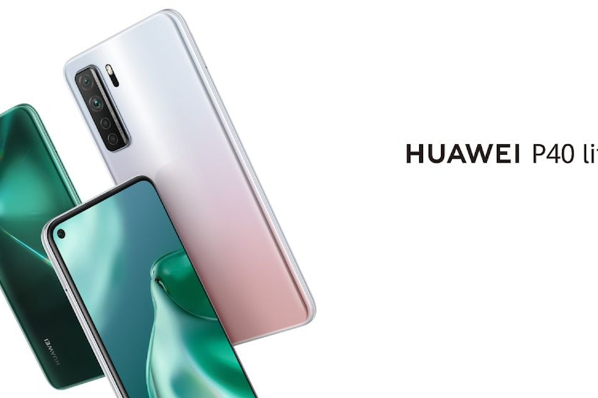Huawei P40 Lite 5G arriva in ufficialmente in Italia: smartphone 5G a meno di 400 euro